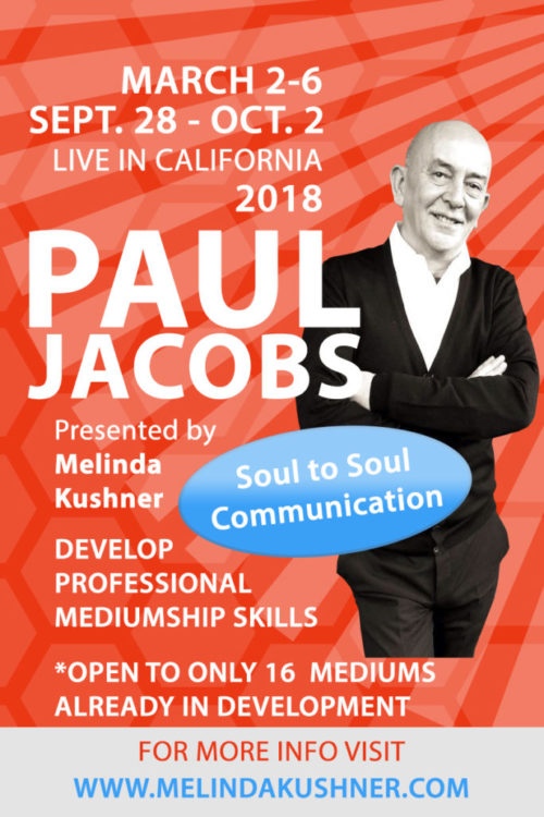 Paul Jacobs Beyond Soul to Soul Communication
