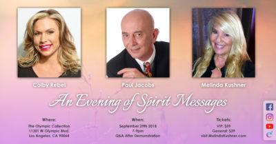 An Evening of Spirit Messages