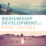 Mediumship Development Paul Jacobs
