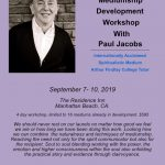 Paul Jacobs Workshop for Advanced Mediums