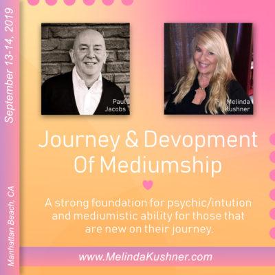 Paul & Melinda Mediumship Workshop